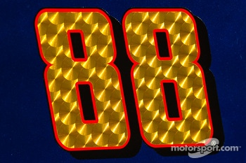 Number of Dale Earnhardt Jr., Hendrick Motorsports Chevrolet