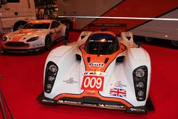 Aston Martin LMP1 car