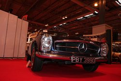 Coys Auction, Vintage Mercedes