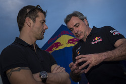 Sébastien Loeb and Carlos Sainz