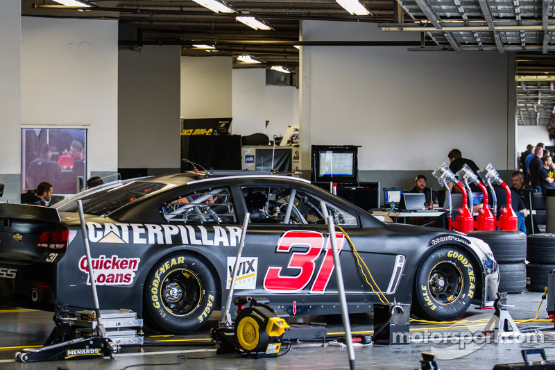 Car of Ryan Newman, Richard Childress Racing Chevrolet