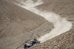 #312 Buggy: Ronan Chabot, Gilles Pillot