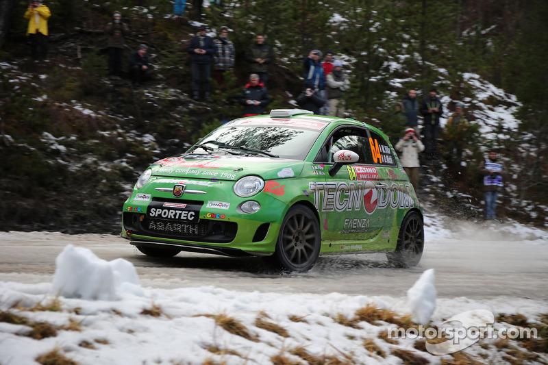 Manuel Villa and Daniele Michi, Fiat Punto S1600
