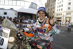 #50 Honda: Laia Sanz