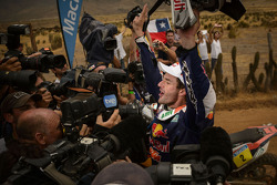 Bike category winner Marc Coma