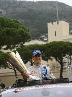 Winner Sébastien Ogier