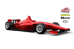 New Dallara IndyLights car