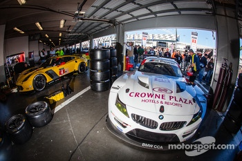 #56 BMW Team RLL BMW Z4 GTE