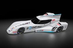 Nissan Zeod unveils petrol engine