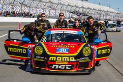 TUSC: #30 NGT Motorsport Porsche 911 GT America