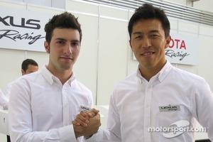 Andrea Caldarelli and Daisuke Ito