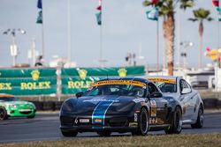 #40 Berg Racing Porsche Boxster: Ari Straus, Joe Masessa