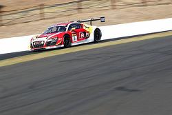 #3 Phoenix Racing Audi R8 LMS ultra: Rahel Frey, René Rast, Laurens Vanthoor