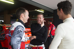 James Courtney and Greg Murphy