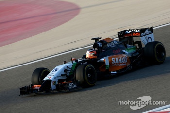 Nico Hulkenberg , Sahara Force India