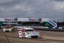 #911 Porsche North America Porsche 911 RSR: Nick Tandy, Richard Lietz, Patrick Pilet