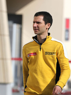 Remi Taffin, Renault Sport F1 Head of track operations