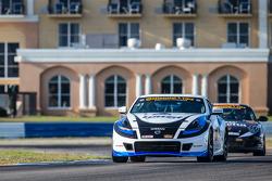 #41 Tower Motorsports Nissan 370Z: John Farano, David Empringham