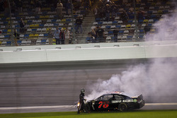 Trouble for Martin Truex Jr., Furniture Row Racing Chevrolet