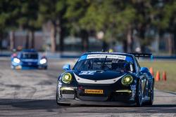 #27 Dempsey Racing Porsche 911 GT America: Joe Foster, Andrew Davis