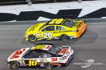 Greg Biffle and Matt Kenseth