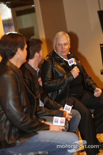 Champion's breakfast: Rick Hendrick