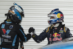 Scott McLaughlin and Jamie Whincup