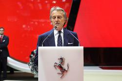Luca di Montezemolo, Ferrari CEO