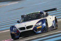 #21 BMW Sports Trophy Team Brasil BMW Z4 GT3