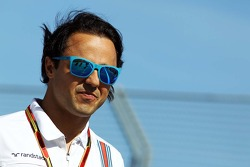 Felipe Massa, Williams walks the circuit