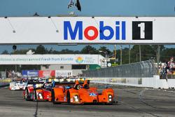 #25 8Star Motorsports ORECA FLM09 Chevrolet: Eric Lux, Tom Kimber-Smith, Michael Marsal, Sean Rayhall