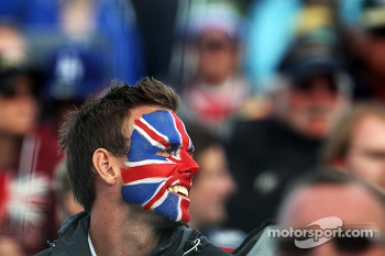 A british race fan