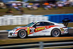 #36 TPC Racing Porsche 991 GT3 Cup Car: Michael Levitas