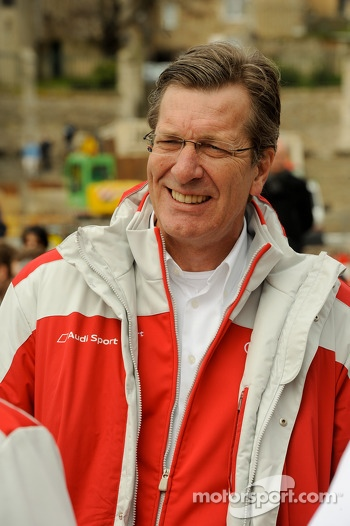 Ralf Jüttner, Audi Motorsport technical director
