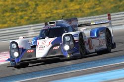 #8 oyota Racing Toyota TS040 Hybrid: Anthony Davidson, Sebastien Buemi, Stéphane Sarrazin