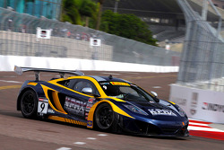 #9 K-PAX Racing McLaren MP4-12C GT3: Alex Figge