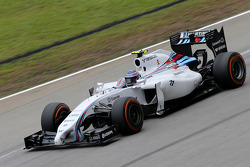 Valtteri Bottas (FIN), Williams F1 Team