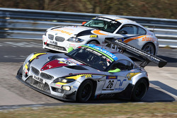 Bas Leinders, Nicky Catsburg, BMW Sports Trophy Team Marc VDS, BMW Z4 GT3