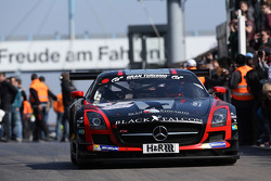 Lance David Arnold, Jeroen Bleekemolen, Andreas Simonsen, Black Falcon, Mercedes Benz SLS AMG GT3