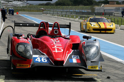 #46 Thiriet by TDS Racing Morgan Nissan: Pierre Thiriet, Ludovic Badey, Tristan Gommendy