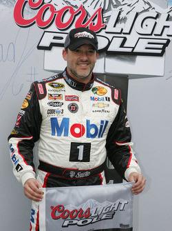 Polesitter Tony Stewart, Stewart-Haas Chevrolet