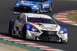 SUPERGT: #37 Lexus Team KeePer Tom's Lexus RC F: Daisuke Ito, Andrea Caldarelli