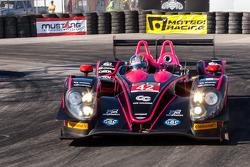 TUSC: #42 Oak Racing Morgan Nissan: Olivier Pla, Gustavo Yacaman