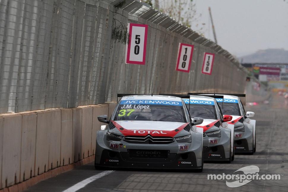 Jose Maria Lopez, Citroën C-Elysee WTCC
