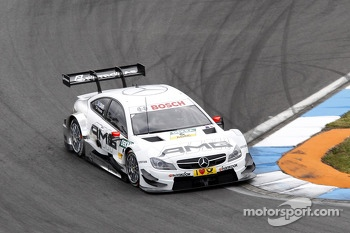 Paul Di Resta, Mercedes AMG DTM-Team HWA DTM Mercedes AMG C-Coupe