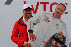 Yvan Muller, Citroën C-Elysée WTCC, Citroën Total WTCC