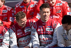 Marcel Fässler and Andre Lotterer
