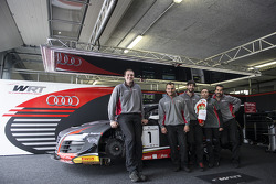 Happy Easter from Belgian Audi Club Team WRT
