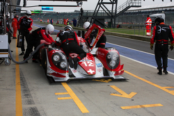#12 Rebellion Racing Lola B12/60 - Toyota: Nicolas Prost, Mathias Beche, Nick Heidfeld