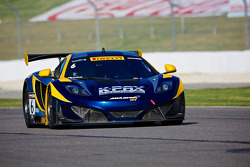 #6 K-PAX Racing McLaren MP4-12C GT3: Robert Thorne